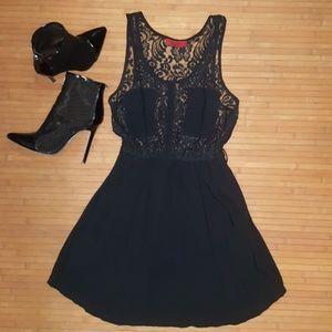 Black Sleeveless Mini